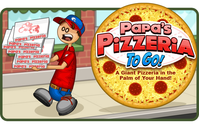 papas pizza game