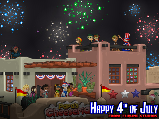 Happy 4th Of July Holiday Flipline Studios Blog