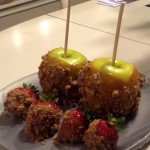 Caramel Cookie Apples by Froot Loops