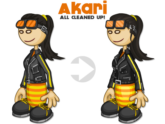 Akari All Cleaned Up Customers Flipline Studios Blog