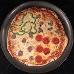 Romano Quartet Pizza by Mandi S.