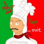 Papa Louie by Choco!Pie