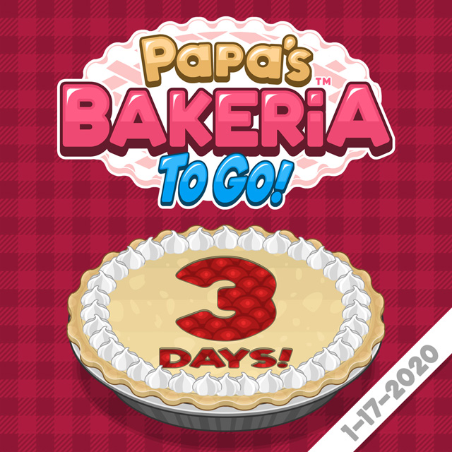 Papa S Bakeria To Go In 3 Days Preview Flipline Studios Blog